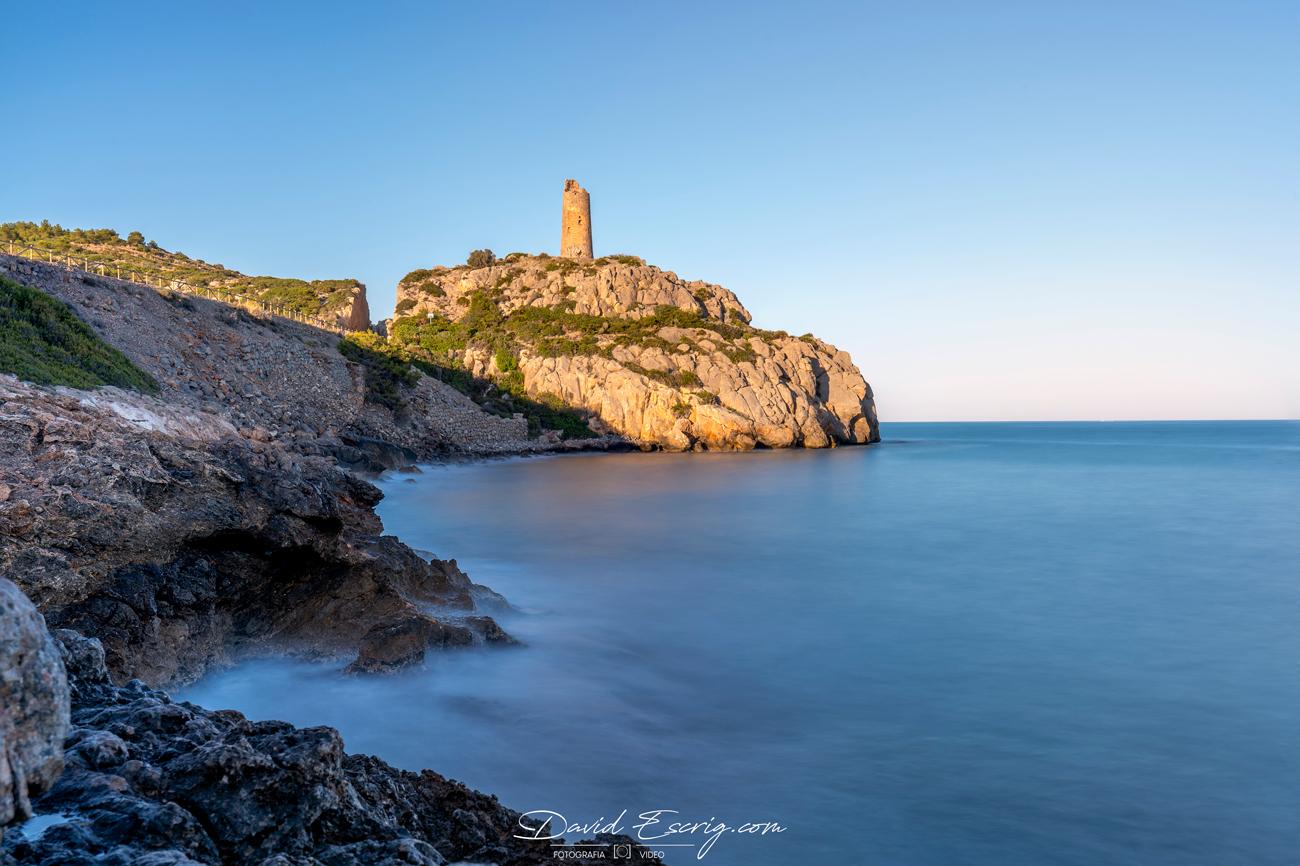 Torre Colometa Roca del Gigante.