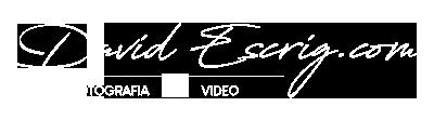 David Escrig Fotografia y Vídeo. Logo
